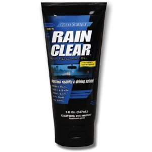 Rain-Clear Regenabweiser Gel, 150 ml