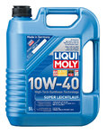 LIQUI MOLY Super Leichtlauf 10 W-40 (neue Charge) -5L- Motorenöl Made in Germany