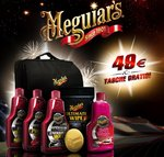 Meguiars Jubiläums-Set 110 Jahre Meguiar's 7 Teile Deep Crystal Polish Wax Paint