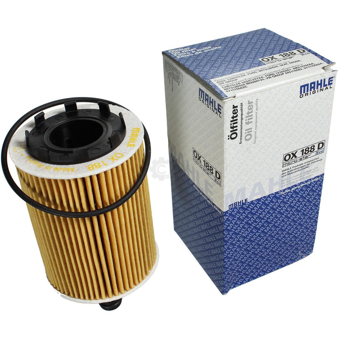 Ölfilter MAHLE KNECHT OX 365//1D